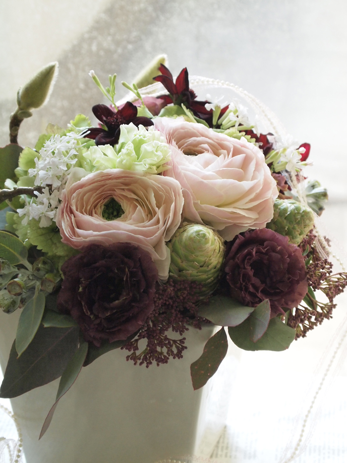 Arrangement we using the tint of antique colors overlaid<span>¥3,500(ex.tax)</span>